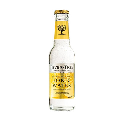 Fever-Tree Indian-Tonic-Water Glas 24x0,20L