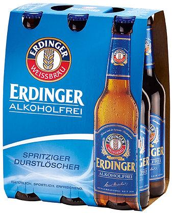 Erdinger Weissbier Alkohofrei 6er 24x0,33L