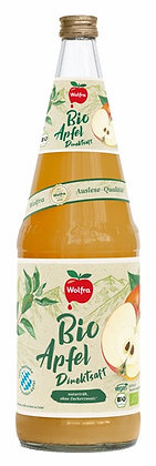 Wolfra Bio-Apfel-Direkt 06x1,00L