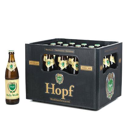 Hopf Helle Weisse 20x0,50L