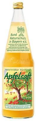 Apfelsaft Bund Naturschutz trüb 06x1,00L