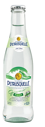 Petrusquelle Gourmet Medium 20X0,25L