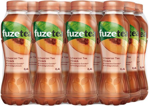 Fuze-Tea Pfirsich PET 12x0,40L
