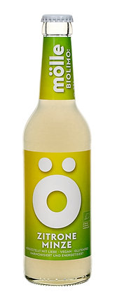 BioLimö Zitrone-Minze 24x0,33L