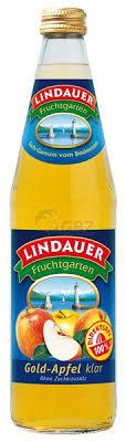 Lindauer Gold Apfelsaft klar 10x0,50L