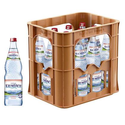 Krumbach Classic-Rot Glas 12x0,70L