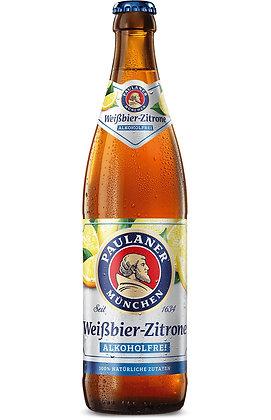 Paulaner Weissbier-Zitrone Alkoholfrei 6-Pack 24x0,33L