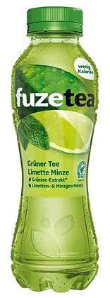 Fuze-Tea Limette Minze PET 12x0,40L