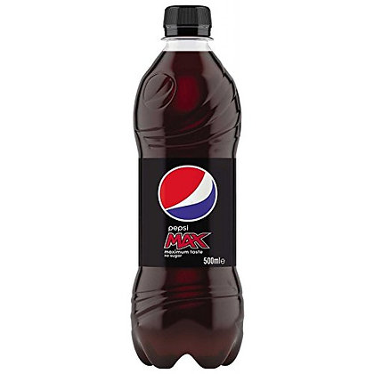 Pepsi Max PET 24x0,50L