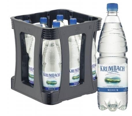 Krumbach Medium-Blau PET 09x1,00L