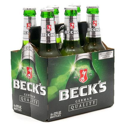 Beck's Sixpack 24x0,33L