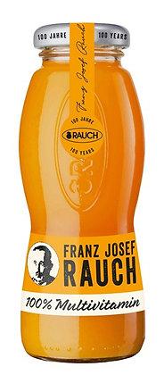 Franz Josef Rauch Multivitaminsaft 100% 24x0,20L