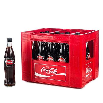 Coca-Cola Zero Glas 20x0,50L