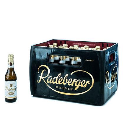 Radeberger Pilsener 24x0,33L