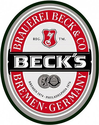 Beck's Unfiltered 4x6-Pack 24x0,33L
