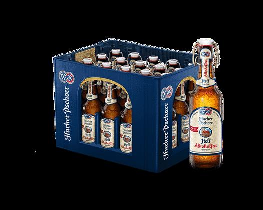 Hacker Pschorr Hell Alkoholfrei 20x0,50L
