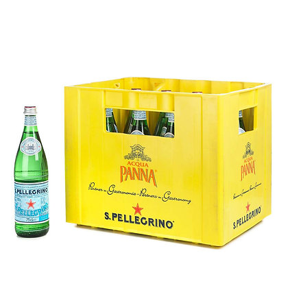 San Pellegrino Acqua Panna 16X0,75L
