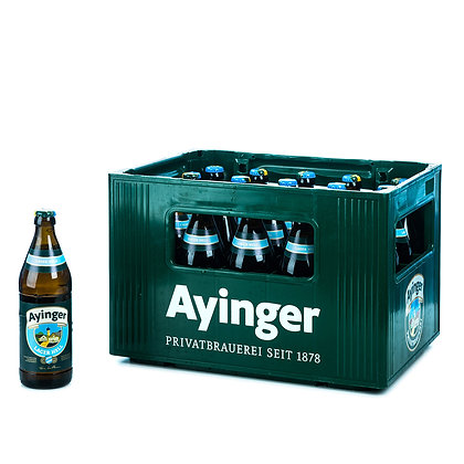 Ayinger Lager-Hell 20x0,50L