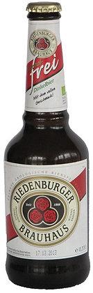 Riedenburger Bio Dinkelbier Alkoholfrei 10x0,33L