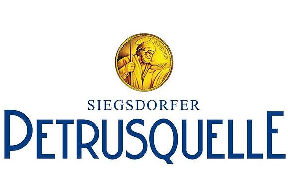 Siegsdorfer-Petrusquelle spritzig Glas 12x0,70L