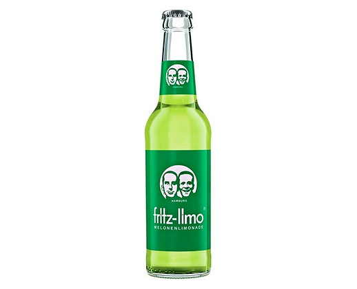 Fritz-Limo Melone Glas  24x0,33L