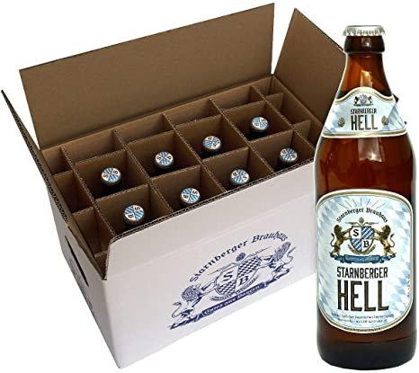 Starnberger Hell 20x0,33L
