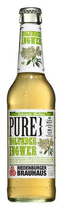 Pure Holunder-Ingwer Bio 10x0,33L