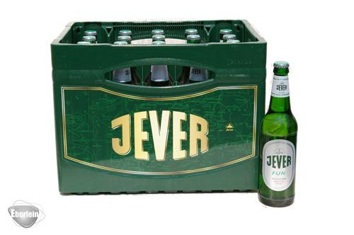 Jever Fun Alkoholfrei 20x0,50L