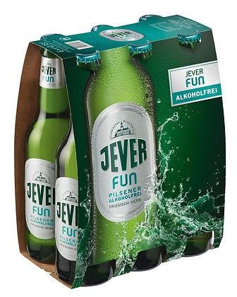 Jever Fun Alkoholfrei Sixpack 24x0,33L