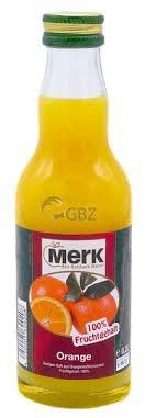 Merk Orangensaft 12x0,20L