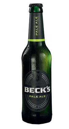 Becks Pale Ale 4-Pack 24x0,33L