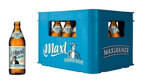 Maxlrainer Maxl Helles 20x0,50L