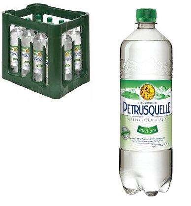 Siegsdorfer-Petrusquelle Medium PET 12x1,00L