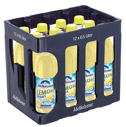 Adelholzener Lemon-Sport PET 12x0,50L