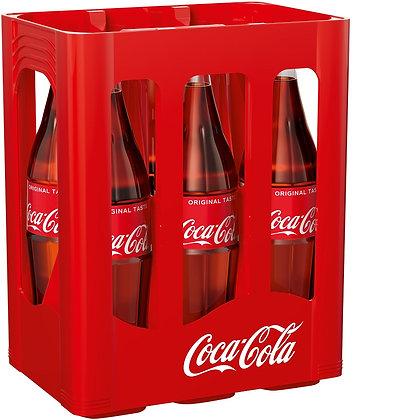 Coca-Cola 06x1,00L
