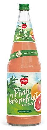 Wolfra Pink Grapefruitsaft 06x1,00L