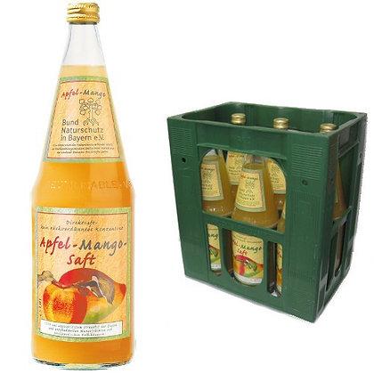Apfel-Mango-Saft Bund Naturschutz 06x1,00L