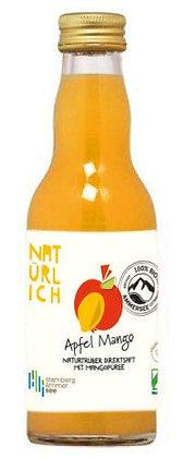 Natürlich Apfel-Mangosaft Bio 12x0,20L