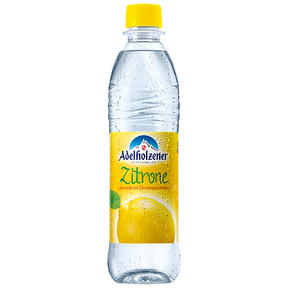 Adelholzener Zitrone PET 12x0,50L
