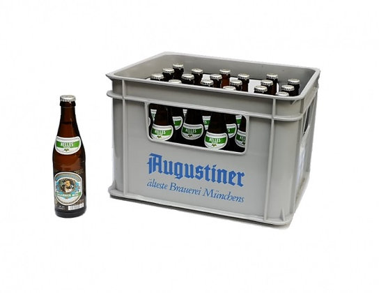 Augustiner Hell 24x0,33L