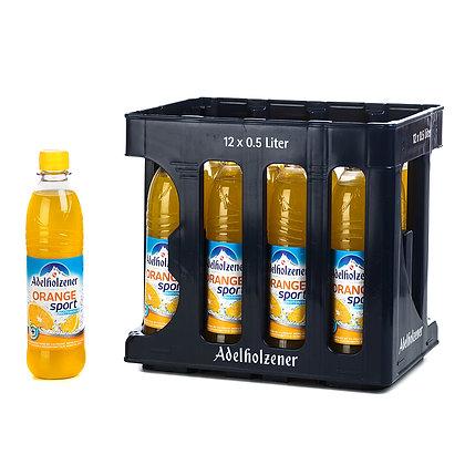 Adelholzener Orange-Sport PET 12x0,50L
