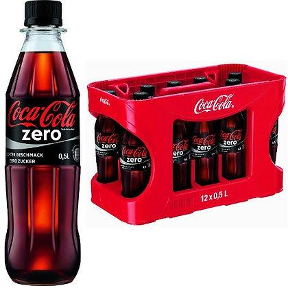 Coca-Cola Zero PET 12x0,50L