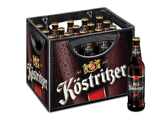 Köstrizer Schwarzbier 20x0,50L