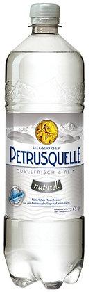 Petrusquelle Naturell PET 12X1,00L