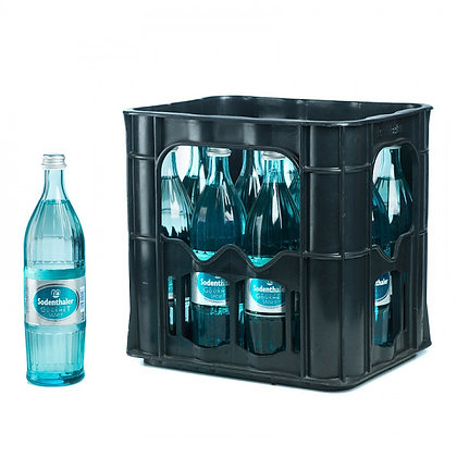 Sodenthaler Gourmet Sanft 12X0,75L