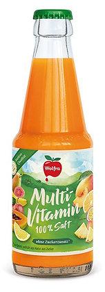 Wolfra Multi-vitamin Saft 20x0,50L