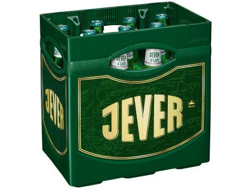 Jever Fun Alkoholfrei 11x0,50L