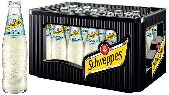 Schweppes Bitter Lemon 24x0,20L