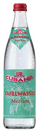 Cubana Wasser Medium 20X0,50L