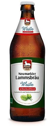 Lammsbräu Bio Weisse Alkoholfrei 10x0,50L